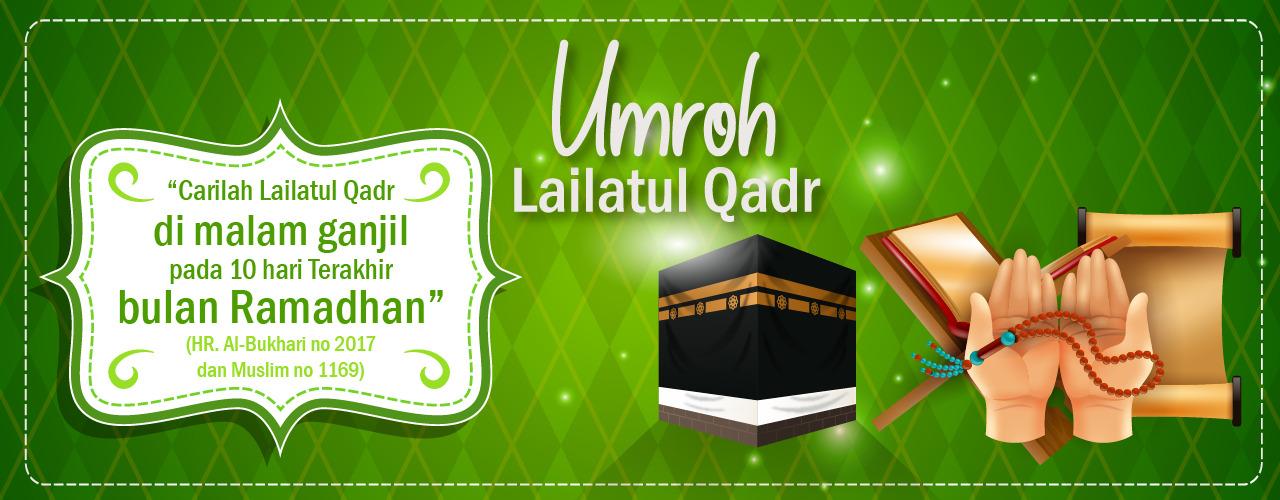 Lailatul Qadr umrah