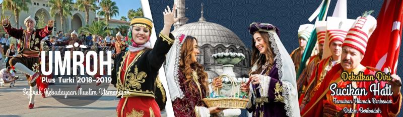 Umroh Turki 2019 Map Tour