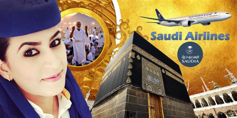 Pesawat Saudia