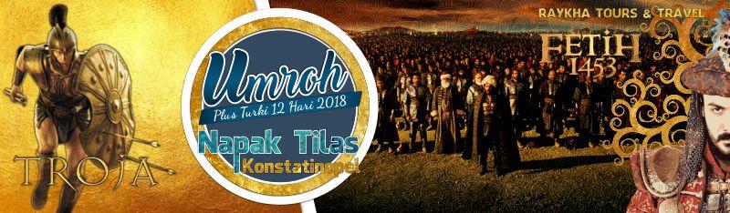 Umroh Plus Turki 2018 Raykha Tour