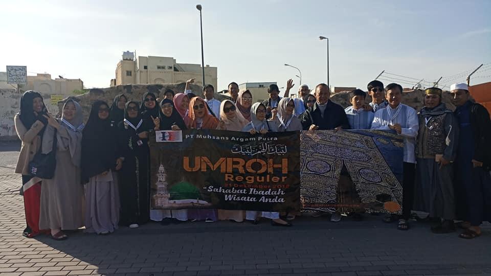 Banner Umroh Murah Jakarta MAP Tour
