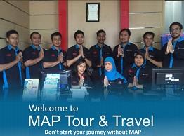 Kontak Informasi MAP Tour