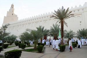 Hari Ke 4 Madinah Mekkah